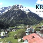Wetter Kleinwalsertal Mittelberg am 26.05.2016