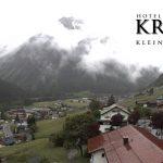 Wetter Kleinwalsertal Mittelberg am 19.06.2016