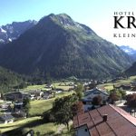 Wetter Kleinwalsertal Mittelberg am 23.06.2016