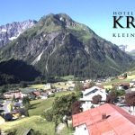 Wetter Kleinwalsertal Mittelberg am 28.06.2016