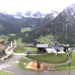 Wetter Kleinwalsertal Sonnaalp am 08.06.2016