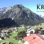 Wetter Kleinwalsertal Mittelberg am 19.07.2016