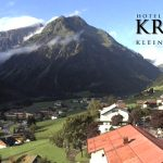 Wetter Kleinwalsertal Mittelberg am 30.08.2016