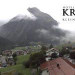 Wetter Kleinwalsertal Mittelberg am 17.09.2016
