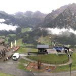 Wetter Kleinwalsertal Sonnaalp am 27.09.2016