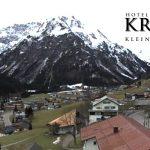 Wetter Kleinwalsertal Mittelberg am 21.11.2016