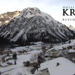 Wetter Kleinwalsertal Mittelberg am 29.01.2017