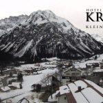 Wetter Kleinwalsertal Mittelberg am 03.02.2017
