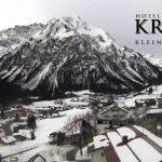 Wetter Kleinwalsertal Mittelberg am 05.02.2017