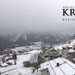 Wetter Kleinwalsertal Mittelberg am 09.02.2017