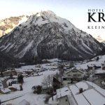 Wetter Kleinwalsertal Mittelberg am 11.02.2017