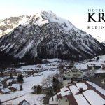 Wetter Kleinwalsertal Mittelberg am 13.02.2017