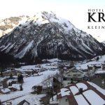 Wetter Kleinwalsertal Mittelberg am 16.02.2017
