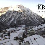 Wetter Kleinwalsertal Mittelberg am 19.02.2017