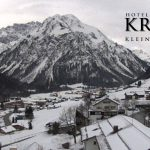 Wetter Kleinwalsertal Mittelberg am 20.02.2017