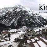 Wetter Kleinwalsertal Mittelberg am 22.02.2017