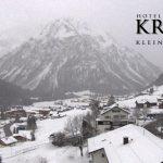 Wetter Kleinwalsertal Mittelberg am 24.02.2017