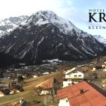 Wetter Kleinwalsertal Mittelberg am 29.03.2017