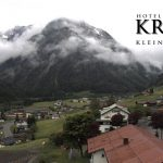 Wetter Kleinwalsertal Mittelberg am 05.06.2017