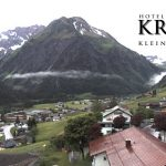 Wetter Kleinwalsertal Mittelberg am 06.06.2017