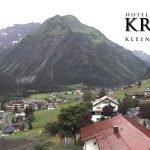 Wetter Kleinwalsertal Mittelberg am 27.06.2017