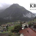 Wetter Kleinwalsertal Mittelberg am 29.06.2017