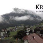 Wetter Kleinwalsertal Mittelberg am 06.08.2017