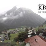 Wetter Kleinwalsertal Mittelberg am 01.09.2017