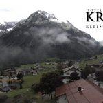 Wetter Kleinwalsertal Mittelberg am 19.09.2017