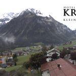 Wetter Kleinwalsertal Mittelberg am 20.09.2017