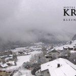 Wetter Kleinwalsertal Mittelberg am 07.11.2017