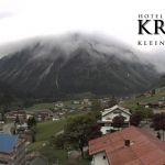 Wetter Kleinwalsertal Mittelberg am 14.05.2018