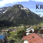 Wetter Kleinwalsertal Mittelberg am 26.05.2018