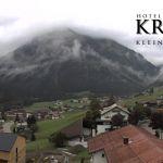 Wetter Kleinwalsertal Mittelberg am 03.09.2018