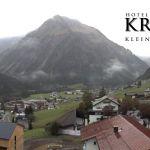 Wetter Kleinwalsertal Mittelberg am 01.10.2018