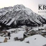 Wetter Kleinwalsertal Mittelberg am 01.02.2019