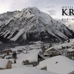 Wetter Kleinwalsertal Mittelberg am 07.02.2019