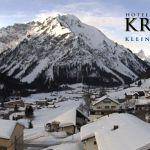 Wetter Kleinwalsertal Mittelberg am 20.02.2019