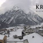 Wetter Kleinwalsertal Mittelberg am 06.05.2019
