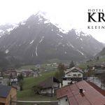Wetter Kleinwalsertal Mittelberg am 28.05.2019