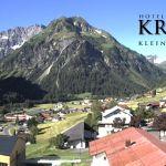 Wetter Kleinwalsertal Mittelberg am 29.06.2019