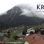 Wetter Kleinwalsertal Mittelberg am 15.07.2019