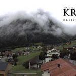 Wetter Kleinwalsertal Mittelberg am 29.07.2019