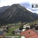 Wetter Kleinwalsertal Mittelberg am 17.09.2019