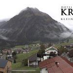 Wetter Kleinwalsertal Mittelberg am 06.10.2019
