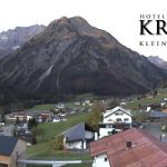 Wetter Kleinwalsertal Mittelberg am 20.10.2019