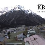 Wetter Kleinwalsertal Mittelberg am 11.11.2019