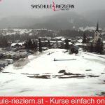 Wetter Kleinwalsertal Riezlern am 03.02.2020