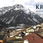 Wetter Kleinwalsertal Mittelberg am 29.03.2020