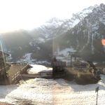 Wetter Kleinwalsertal Sonnaalp am 29.03.2020